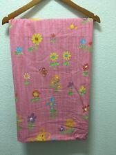 DESIGNERS GUILD Girls Twin Duvet Cover Garden Floral Pink