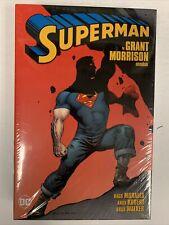 Superman New 52 Omnibus (2021) Grant Morrison