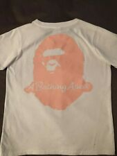 42d1daa56 BAPE A Bathing Ape Patch Tee Ladies | SOLD OUT | With Receipt | XS