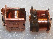 Power Relay SIEMENS A1001-C133 V23133 12V 25A open relè 1 pezzo