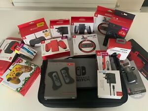 Nintendo Switch Accessories - Never used