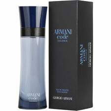 Code Colonia by Giorgio Armani for Men 125ml Eau de Toilette Spray