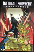 BATMAN TEENAGE MUTANT NINJA TURTLES ADVENTURES (2017) DC IDW Comics TPB 1st FINE