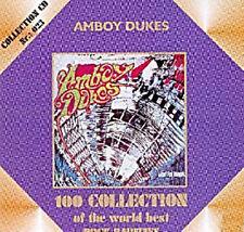 "Amboy Dukes: ""S/T"" (CD)"