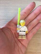 LEGO Star Wars Luke Skywalker Tatooine Genuine Minifigure Mini Figure Lightsaber