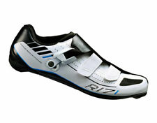 Shimano SH-R171WE WIDE Road bike cycling shoe, carbon sole, new in box.