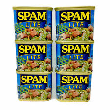 Spam Lite Flavor 12 Oz Can (6-Pack) - FREE SHIPPING!