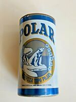Rare One of a Kind 1970's Polar Tipo Pilsner Venezuela Beer Empty Test Can 12 oz