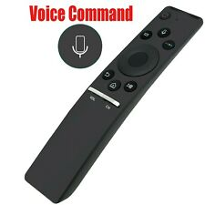 New Bluetooth Remote Voice Control Replacement for Samsung Smart UHD LED HDTV TV
