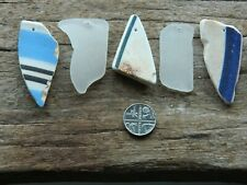 Drilled Sea Glass and Sea Pottery