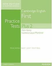 (st+key).practice tests plus:first certificate english. ENVÍO URGENTE (ESPAÑA)