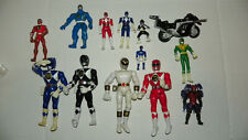 Vintage 1990's Power Rangers Action Figure Lot