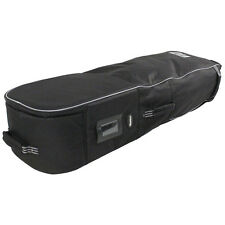 Masters Golf Club Padded Travel Bag Flight Cover Case with Wheels