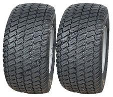 2 - 18x9.50-8  4ply turf grass lawnmower buggy cart tyre 18 950 8 on 4 stud rim