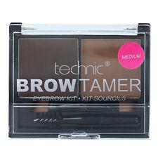 Technic Brow Tamer Eyebrow Shaping Kit Powder Wax Brush Shape Makeup Set Eyes Medium