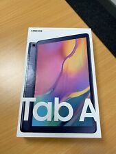 "New SAMSUNG Galaxy Tab A 10.1"" Tablet (2019) - 32 GB, Black Android WiFi SEALED"