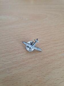 Spitfire tie pin
