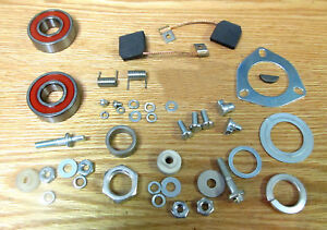1955 1956 1957 58 59 CHEVY GENERATOR REBUILD KIT for POWER STEERING