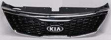 OEM Kia Sorento Grille w/Emblem 86350-1U500 - Chrome Scratches