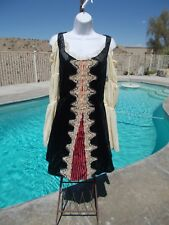 Halloween costume Buccaneer pirate one size womans New with tags & SHIPS FREE