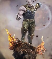 THANOS INFINITY WAR IRON STUDIOS with LED GAUNTLET BRAND NEW AND SEALED 903491