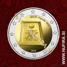 2015 Malta 2 EUR (Republic)