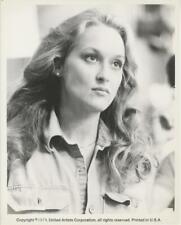 """The Deer Hunter""-Original Photo-Portrait-Meryl Streep-Serious"