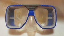 SeaQuest Scuba Diver Snorkel Horizon Mask Adult Blue