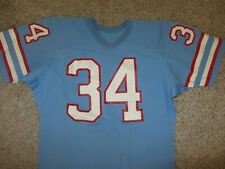 New listing Vintage Houston Oilers Earl Campbell #34 NFL Football Jersey Rawlings L Retro Lg