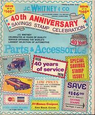 Automotive Parts & Accessories No.354B 40th Ann. Savings Stamp 022817nonDBE2