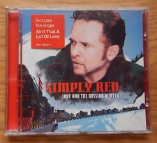 CD: Simply Red - Love And The Russian Winter (1999)