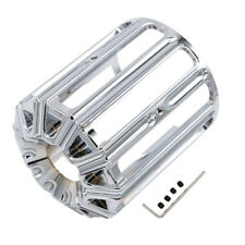 SRC Chrome Oil Filter Cover Cap Fit For Harley Touring Road King Street Glide