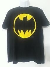 Batman Logo Mens T-Shirt DC Comics