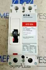 EATON Cutler Hammer HFD2035 2P 35 amp 65kA@480V Circuit Breaker _ NEW TAKE OUT
