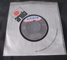 "AIR SUPPLY EL PODER DEL AMOR MEXICAN 7"" SINGLE COMPANY SLEEVE 80' POP"
