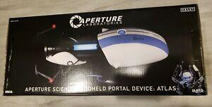 NECA Aperture Science Handheld Portal Device Atlas Gun Replica Costume Prop New