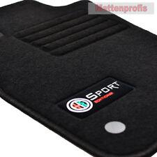 Alfa Romeo Mito 100/% passform Fussmatten Autoteppiche Schwarz Silber Rot Blau