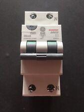 GE DM60 B40/030 B40 40A 30mA Double Pole RCBO - New & Boxed