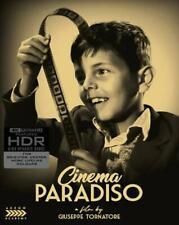 CINEMA PARADISO NEW 4K ULTRA HD BLU-RAY