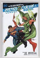 Justice League vs. Suicide Squad #2 DC Comics ( Terry Dodson Variant Cover )