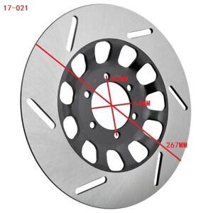 Left Brake Disc Rotor for Yamaha RD350 RZ250 SR500 XJ650 XV250 Virago XJ550