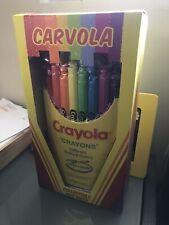 1 Box Crayola Carvola Medium Figure