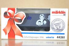 MARKLIN MäRKLIN 44261 Geburtstagwagen 1996 UNICEF CONTAINER WAGON nc