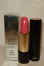 Lancome L' Absolu Rouge  Lipstick ~ 377 O Qui ! (Cream) NIB