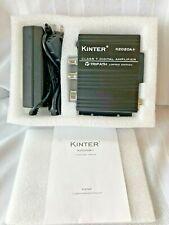 Kinter K2020A+ Limited Edition Original Tripath TA2020-020 Class-T Hi-Fi Audio