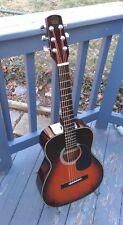 Vintage Hondo Folk Guitar  #H016AM