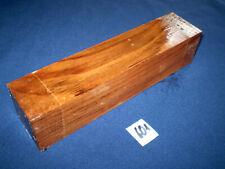 Nussbaum Kantel drechseln schreinern schnitzen  240 x 55 x 55 mm   Nr . 601