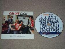"CELINE DION ""TOUT L'OR DES HOMMES"" (CD SINGLE)"