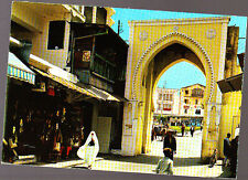 Vintage Unused  Postcard,  Morocco Tangiers, Entrance to the Socco chico
