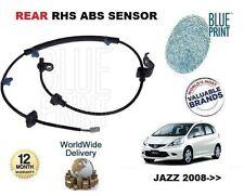 PARA Honda Jazz 1.2 l12b1 1.4 2008- > NUEVO trasero Lado Derecho ABS SENSOR